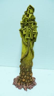 Mundivante, 2012, ceramic
